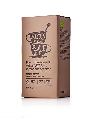 IKEA ポートール コーヒー豆 (ダークロースト, 1パック)