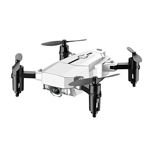 Luchtfotografie Quadcopter Mini Drone High-definition Pixel Camera Afstandsbediening Vliegtuigen Zwaartekrachtwaarneming Afstandsbediening Vliegtuigen,White