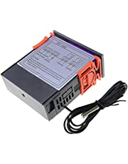 Stc-1000 Dual Relay Output Led Digital Temperature Controller Thermostat Cooling Uppvärmningstermostat