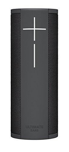 UE MegaBlast Bluetooth Speaker w/Hands-free Alexa compatibility - Black (Renewed)