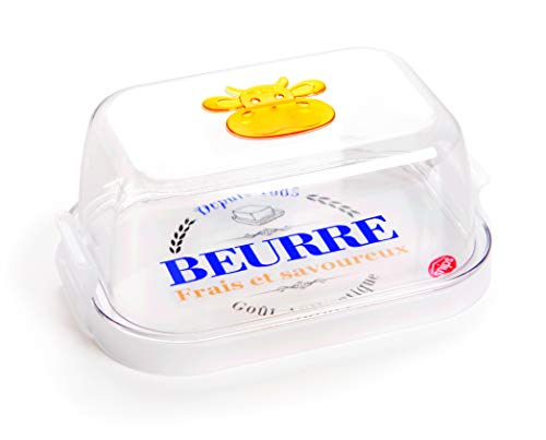 Snips Burriera Farm |Contenitore per frigo & servi in tavola | 500ml |0% BPA e ftalati...
