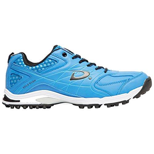 Dita Dita Gold Rush Unisex Hockey Schuh, Blau, 45