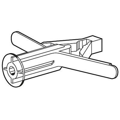 ロイヤル タッピング用ボードアンカー 樹脂 10個価格 4H 4H