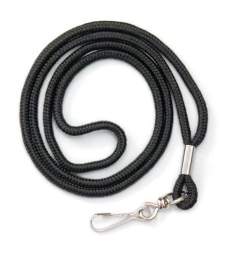 SportDOG Brand Nylon Single Lanyard - Lightweight and Durable Nylon with Metal Clip - Great for Use with Whistles or E-Collar Remotes