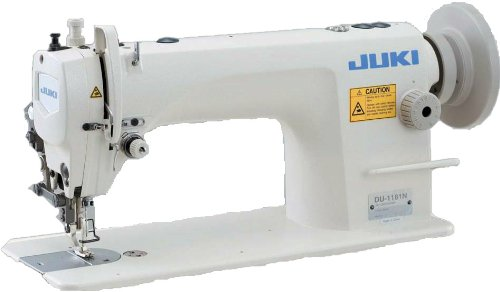 JUKI DU-1181 Industrial Top and Bottom Feed Sewing Machine, Servo Motor