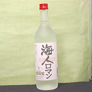 伊勢萬 焼酎 甲類焼酎 25° 海人ロマン 720ml瓶 6本 三重県