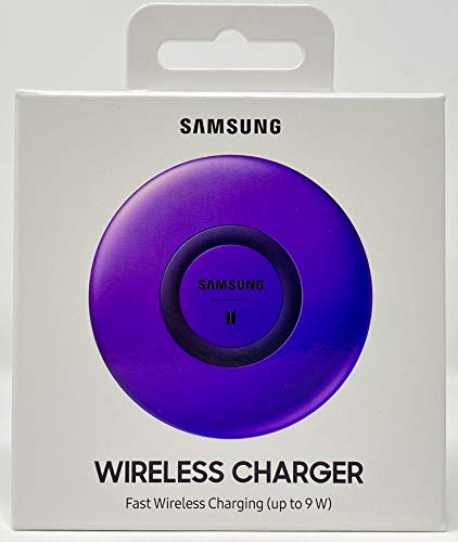 Samsung Official Fast Wireless Charging Pad BTS Edition - Purple (Purple)