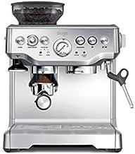 Sage by Heston Blumenthal the Barista Express Espresso Machine - Silver, BES870UK