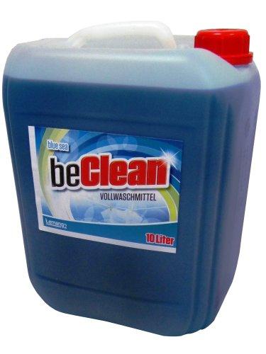 Flüssigwaschmittel beclean blue sea 10 Liter Kanister