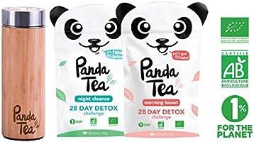 Panda Tea detox tea/thé détox biologique