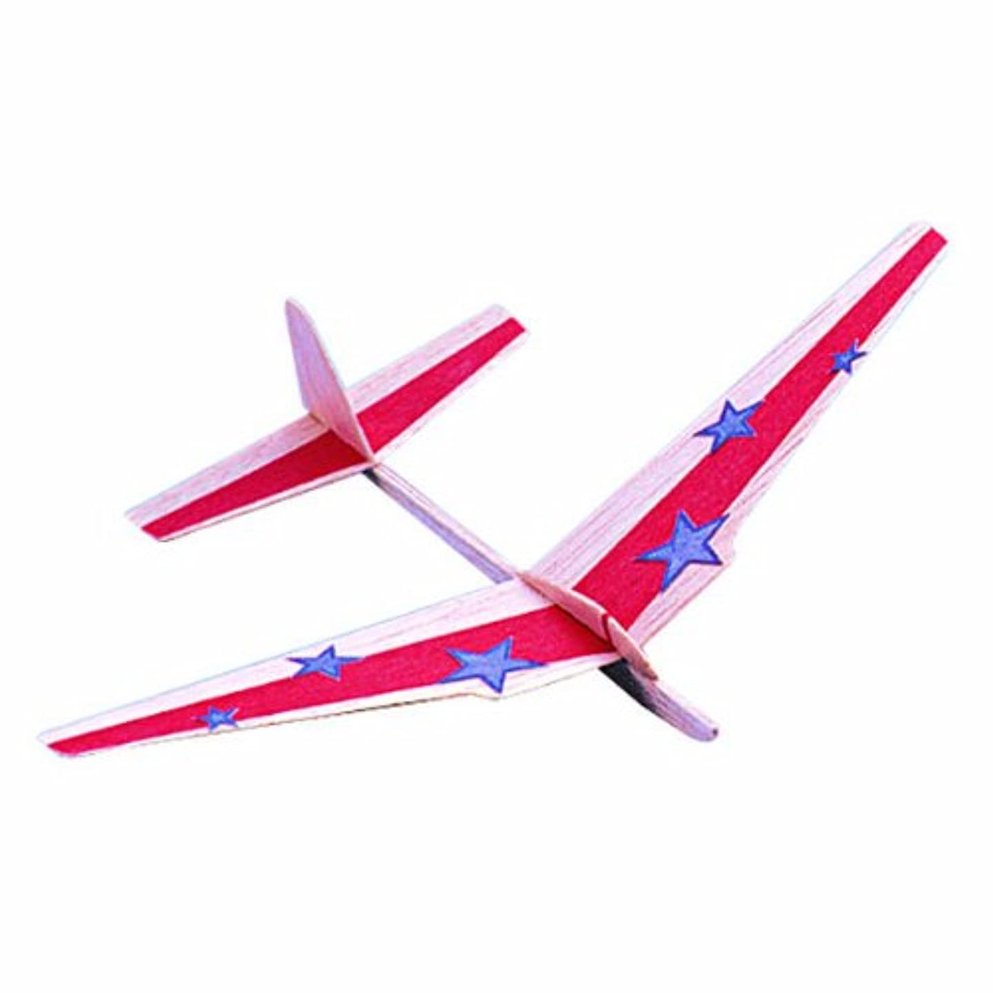 Midwest Products 505 70-Pack Aviation Education Crafts Kit for Grades 1-6, Start Glider