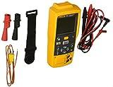 Fluke 714B Thermocouple Calibrator, Yellow/Brown/Black/Red...