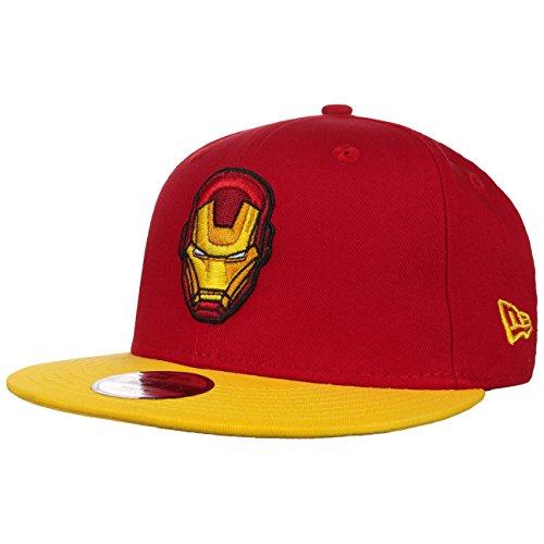 New Era 9FIFTY Hero Essential Iron Man Snapback Cap Kinder