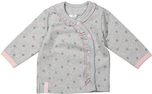 Dirkje StarsFille T-Shirt Gris/Rose Taille 44, Bébé garçon, Gris, 74