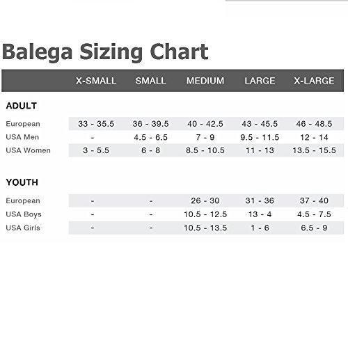 Balega Blister Resist Quarter Socks for Men and Women (1 Pair), Orange, Medium
