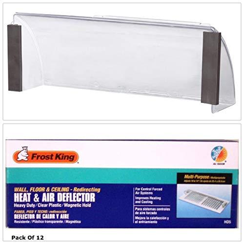 furnace register deflector - 1
