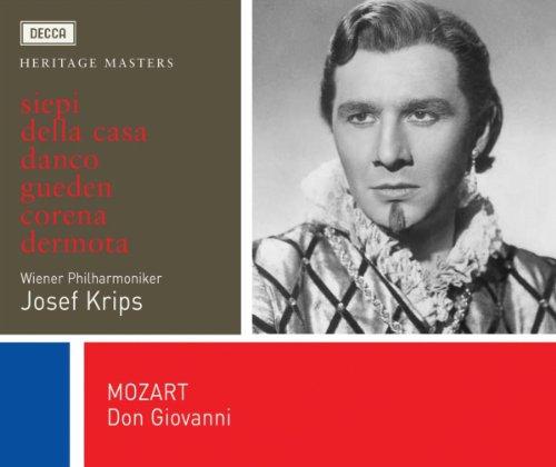 """Don Giovanni, Ossia Il Dissoluto Punito, K.527 - Act 1 - """"Mi Par Ch'oggi Il Demonio Si Diverta"""""""