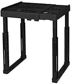 """Tools for School Locker Shelf with Adjustable Width 8"""" - 12 1/2"""" and Height 9 3/4"""" - 14"""". Stackable and Heavy Duty. Ideal ..."""