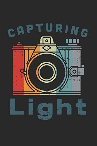 Capturing Light: FOTOGRAFIE KALENDER 2020 Tageskalender mit Notizen und Aufgaben Feld! für Filmer & Fotografen, Kameramänner Fotografie Liebhaber im ...   Organiser   Geschenk für Fotografen