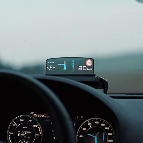 Audi 8K0063761 Head-up Display 8V0051604-Kit de instalación (Solo Compatible con Pantalla 8V0051604)