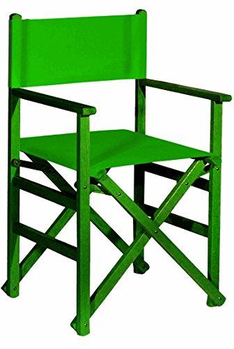 aranaz 1646 fauteuil droite pliable, Vert