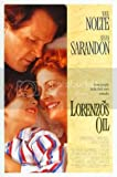 LORENZO'S Oil - Nick NOLTE – Wall Poster Print – A3