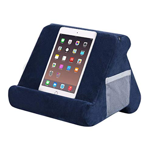 Pillow Pad Multi-Angle Soft Tablet Stand, Sofa Flippy Tablet...
