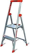 Little Giant Flip-N-Lite Model 4-light Weight Step Ladder