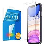 MS factory iPhone11 iPhoneXR ガラスフィルム ブルーライト カット 90% iPhone アイフォン 11 XR ブルーライトカット 保護フィルム 日本製 強化ガラス フィルム 90日 保証 FD-IPXR-BLUE-AB