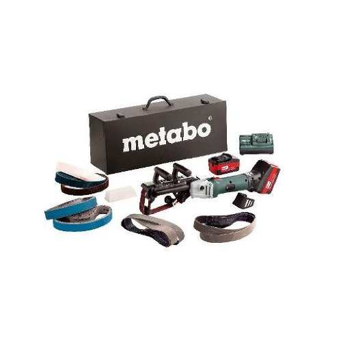 Metabo RB 18 LTX 60 Set Bandschleifer-METABO