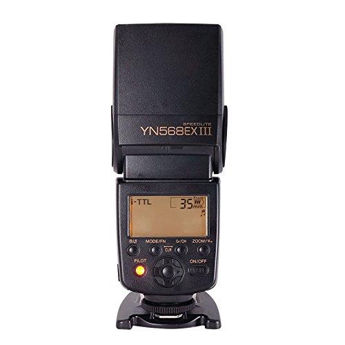 Upgraded YN568EX III Speedlite Nikon