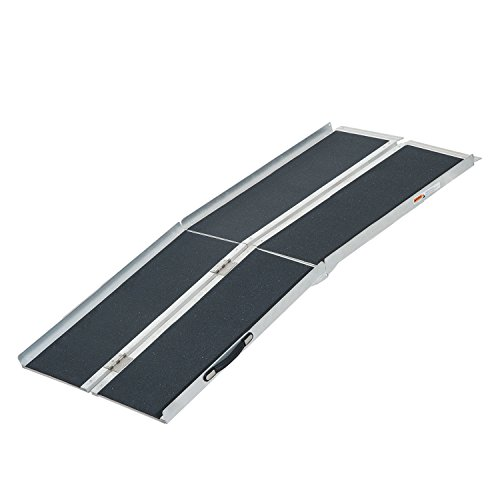 HomCom 6' Lightweight Wheelchair Ramp