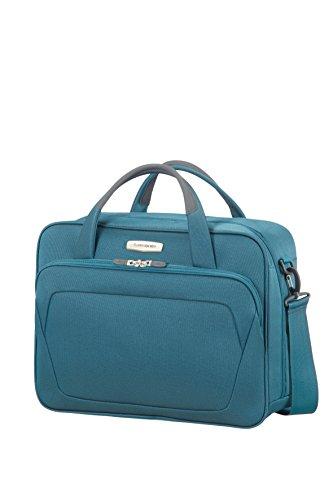 SAMSONITE Spark SNG - Shoulder Bag Sac bandoulière, 44 cm, 25 liters, Petrol Blau