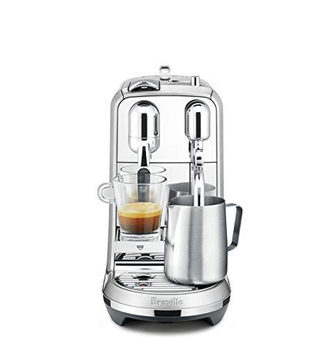 Breville Nespresso Creatista Plus Breville Stainless Steel BNE800BSS