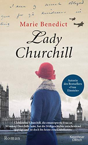 Buchseite und Rezensionen zu 'Lady Churchill' von Marie Benedict
