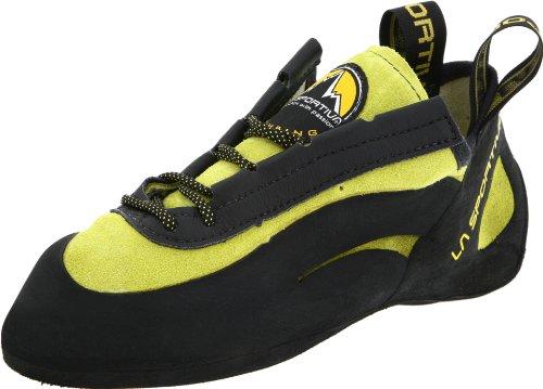 La Sportiva Miura Climbing Shoes - Men's Yellow/Black 41