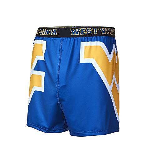 FANDEMICS Boxershorts, West Virginia, Herren, Größe S (28-30)