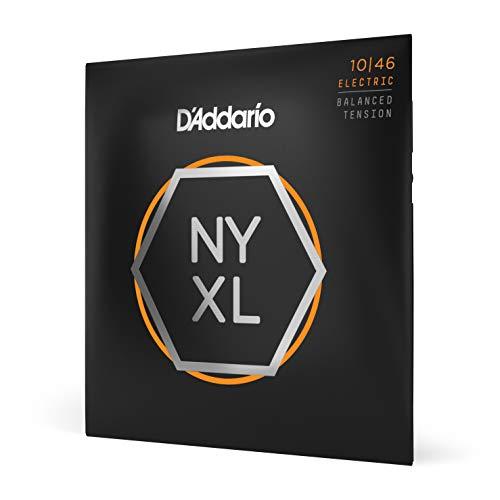 Cuerdas para Guitarra Eléctrica D'Addario NYXL1046BT Nickel...