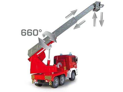 RC Auto kaufen Feuerwehr Bild 3: Jamara 405008 Feuerwehr Drehleiter*