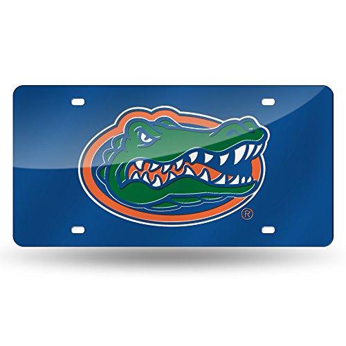 Rico Industries NCAA Lasergeschnittenes Nummernschild, LZC100102, Florida Gators, Einheitsgröße