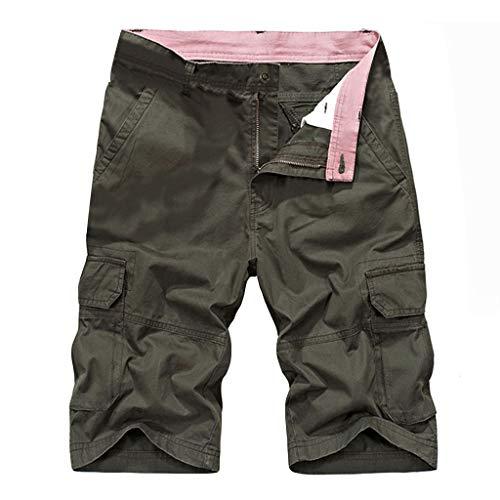 ZOELOVE Pantalones cortos Pantalones Cortos Hombre