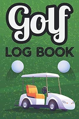 Golf Log Book Golf