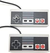 JETEHO NES Controller - [Original Nintendo NES system] Pack of 2