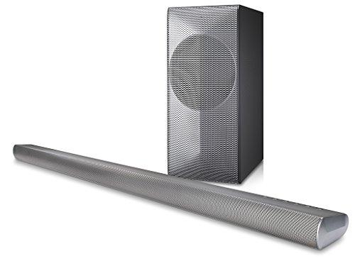 LG Musicflow HS7 - Haut-parleurs soundbar (avec Fil &sans Fil, 50/60 Hz)