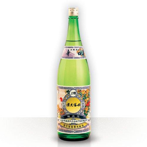 栄光富士 本醸造 辛口 1800ml