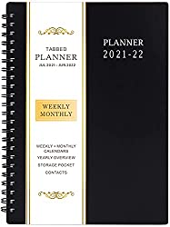Day planner for law school