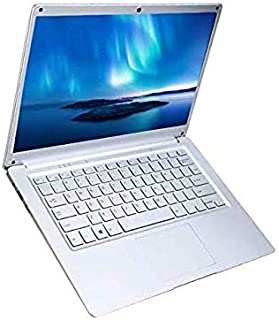 [Microsoft Officeと2010標準] 1.3キロ超薄型軽量14インチ高速インテルJ3455静かなCPUボードメモリ6ギガバイト5時間内蔵の無線LAN駆動用バッテリWindows10標準装備したノートPC Google Chrome...