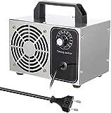 YU MENG Ozonizador Generador de ozono Esterilizador de pequeña Escala para purificador de Aire en Acero Inoxidable Esterilizador Ajustes Ajustables para entornos de Cualquier tamaño Secadoras etc.