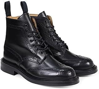 [トリッカーズ] Trickers カントリーブーツ STEPHY L5676 4ワイズ ブラック [並行輸入品]