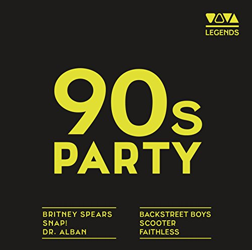 90s Party Viva Legends